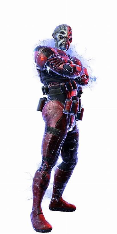 Batarian Slasher Adept Mass Effect Me3 Masseffect