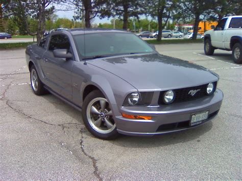 Ford Mustang 2006 by 2006 Ford Mustang Photos Informations Articles