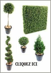 Plante Exterieur Artificielle : plante artificielle ext rieur int rieur et fleurs artificielles ~ Teatrodelosmanantiales.com Idées de Décoration