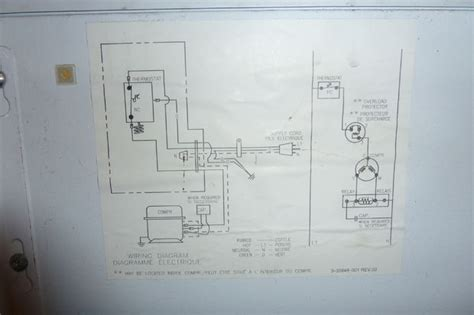 Wire Schematic For Kenmore Upright Freezer by Convert A Chest Freezer To Kegerator Or Fermenter For 20