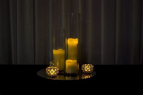 candle group centrepiece hire feel good  melbourne