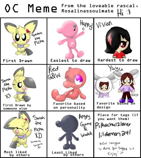 Oc Meme - pokemon chat rooms online images pokemon images