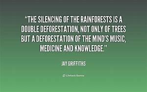 Tropical Rainfo... Amazon Jungle Quotes