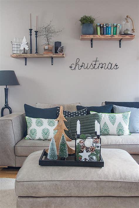 Weihnachtlich Dekorieren Wohnzimmer by Wohnzimmer Weihnachtlich Dekorieren
