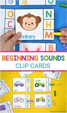 beginning sound worksheets  activities images