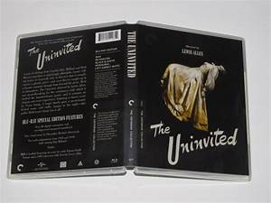 CriterionForum.org: Packaging for The Uninvited Blu-ray