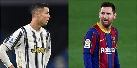 Messi equals Ronaldo's record of goals as debate on who ...
