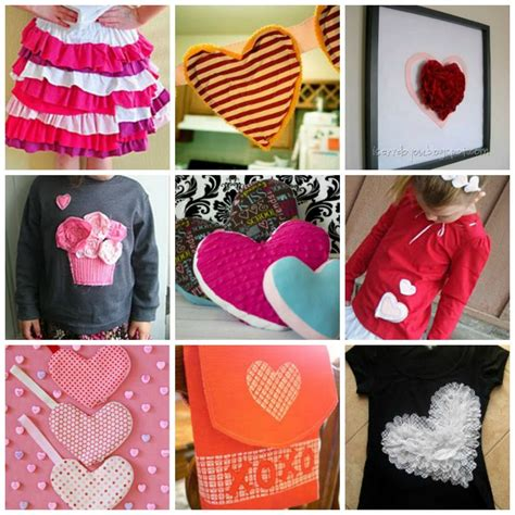 32 Valentine's Day Sewing Projects Allfreesewingcom