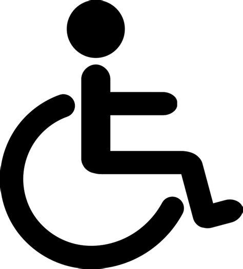 Pictogramme Fauteuil Roulant fauteuil roulant handicap 183 images vectorielles gratuites