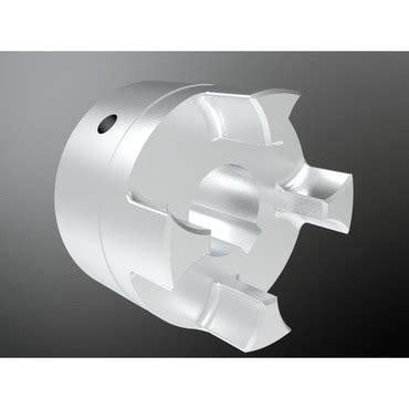 ktr rotex coupling hub design   keyway  fixing screw
