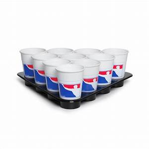 BPONG™ Beer Pong Cups - 16 oz. - 50-pack | BPONG