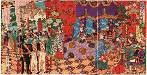 the will of the empress watanabe nobukazu silver anniversary of emperor and