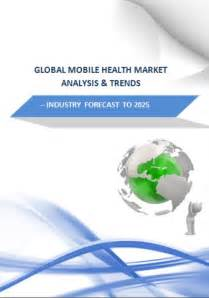 Global Mobile Health Market Analysis Trends Industry