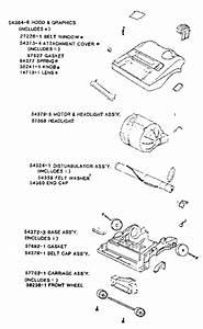 Eureka Series 9300 Factory Parts Diagrams And Schematics