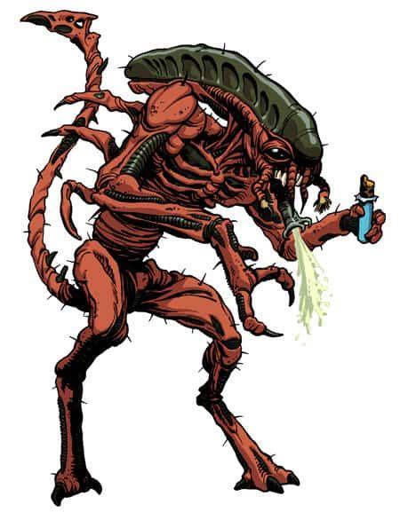 aliens  mashup