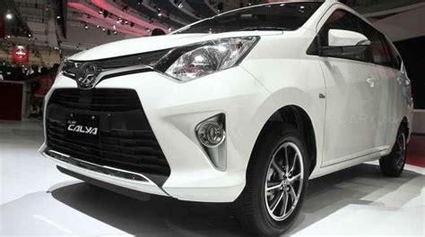 Toyota Calya Picture by Toyota Calya Sukses Merangsek Ke Daftar 5 Mobil Terlaris