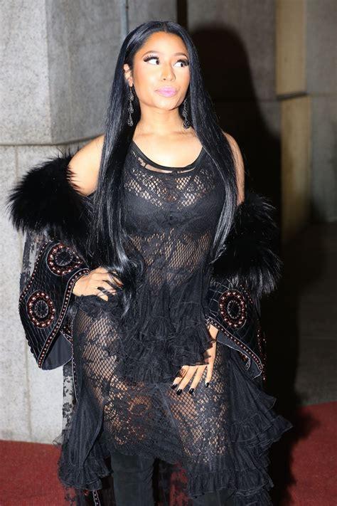 Nicki Minaj At 2016 Fashion Group International Night Of