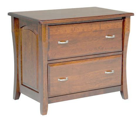 wooden cabinet with drawers amish file cabinet solid wood wooden lateral 2 drawer