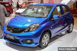 Honda Brive : honda brio facelift with new interior launched indonesia ~ Gottalentnigeria.com Avis de Voitures