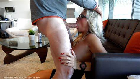 Sharing Wifey With New Stepson Pigtail In Pale Sandra Otterson Is Giving A Yummy Bad