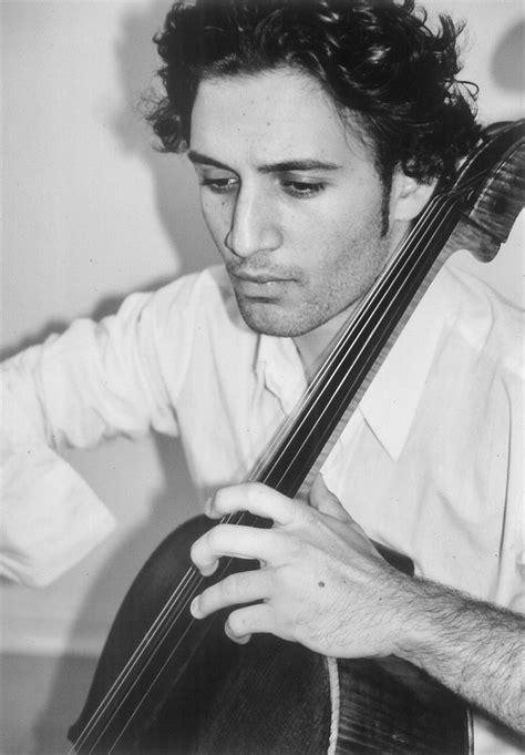 Nicolas Altstaedt (Cello) - Short Biography [More Photos]