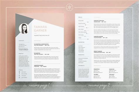 Bewerbung Design Kostenlos by 15 Kreative Bewerbung Muster Australian Employment