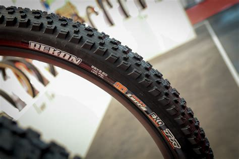 Maxxis Adds More Skinwall; Tubeless & 29er Dh; And 2.6