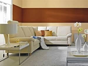 Wand Farbig Streichen Ideen : einfach w nde farbig gestalten 65 wand streichen ideen ~ Lizthompson.info Haus und Dekorationen