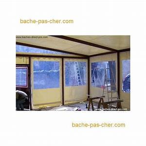 Bache Transparente Pour Terrasse : b ches pour terrasse 3 8 x 4 m transparente bache pas cher ~ Dailycaller-alerts.com Idées de Décoration