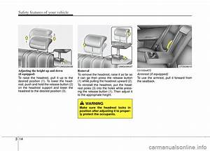 Kia Cerato 2011 1 G Owner U0026 39 S Guide  342 Pages