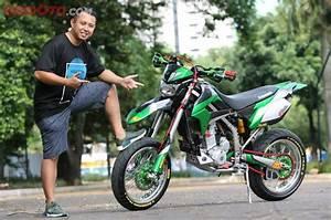 Gambar Modifikasi Motor Klx 250cc