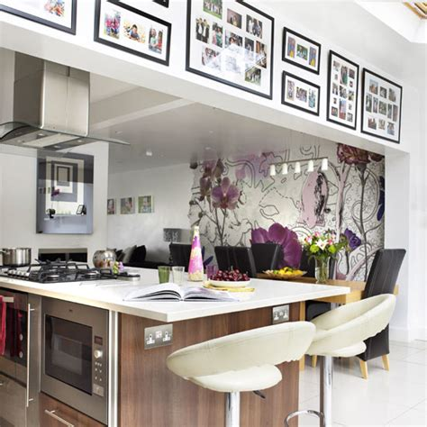 wallpaper in kitchen ideas kitchen remodel designs modern kitchen wallpaper
