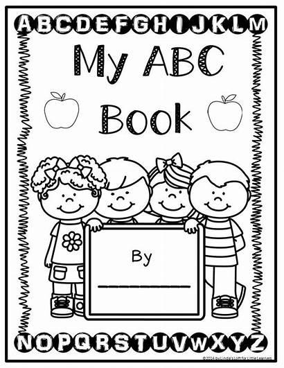 Letter Coloring Abc Preschool Books Printables Alphabet