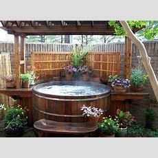 Cedar Wood Hot Tubs Custom Wood Hot Tubs Electric Or Gas Heat