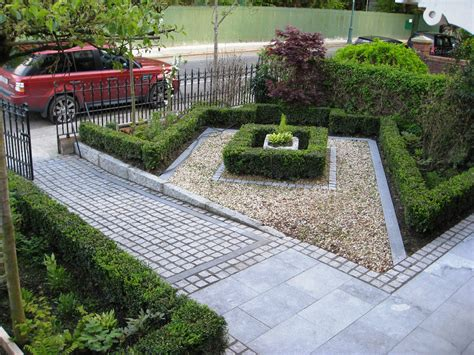 smart front garden design  dublin tim austen garden