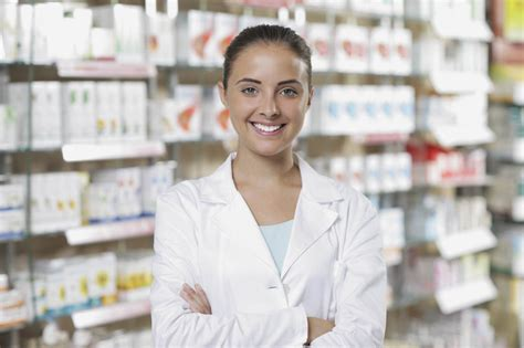 Types Of Pharmacy Technicians