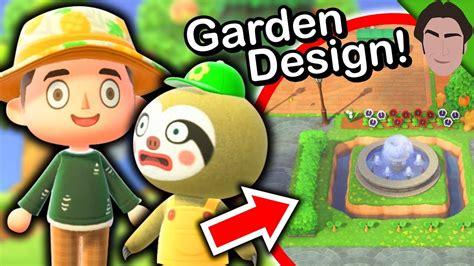 garden design tips  leifs  shop animal crossing