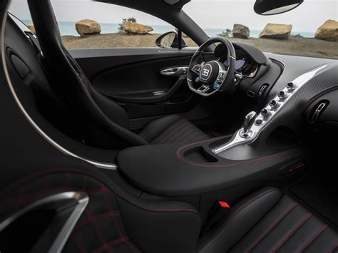 That was not the intention, however, of etienne salome, bugatti's head of interior design who conceived of its concept. First US-Spec Bugatti Chiron Heads to Auction | Supercar Report
