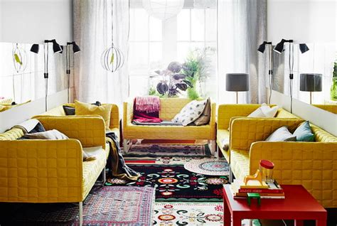 Living Room Ideas For Small Spaces Ikea by 15 Beautiful Ikea Living Room Ideas Hative