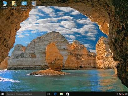 Sfondo Desktop Windows Blocco Schermata Presentazione Immagini
