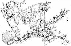 917 372230 Craftsman 4 Hp 22 Inch Rear Bagger Lawn Mower