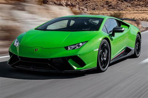 2018 Lamborghini Huracán Performante First Test Review