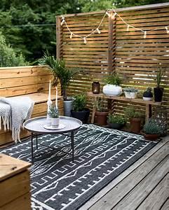 Tapis Pour Balcon : tapis terrasse exterieur ~ Voncanada.com Idées de Décoration