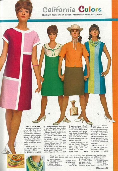 Sears Catalog 1960s 17 Best Images About 60s Catalog