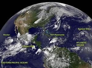Atlantic And Caribbean Tropical Satellite Imagery .html ...