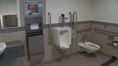 saskatoon headquarters opens gender neutral washroom saskatoon globalnews ca