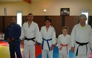 Un titre et des ceintures au club de judo Sud Ouest fr