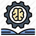 Formula Icon Genius Knowledge Brain Education Science