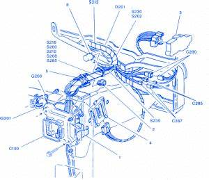 Gmc Canyon 2005 Engine Wiring Electrical Circuit Wiring