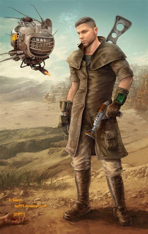Fallout Fan Art By Charlotte Soileh Video Games